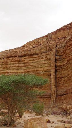Deep Desert Israel: Desert - geological paradise