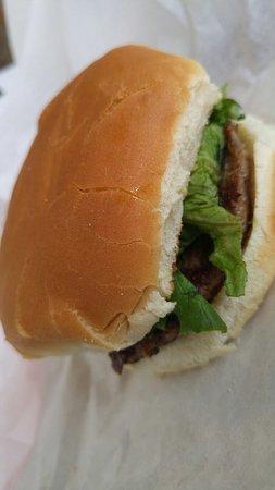 Montesano, WA: Budget Bandit Burger