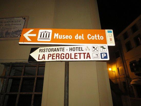 Castel Viscardo, Italy: Eccoci arrivati!