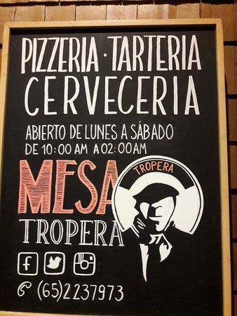 Mesa Tropera照片