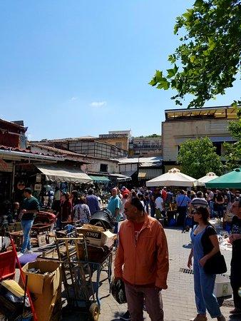 Monastiraki: Shopping