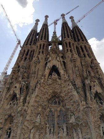 De Sagrada Família Foto