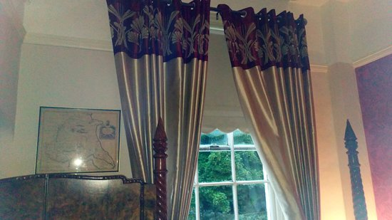 Rowley Manor Country House Hotel: this is the size of the room 17