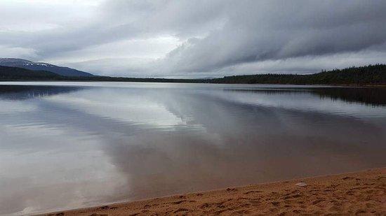 Эвимор, UK: Loch Morlich