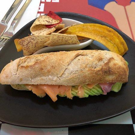 Saul Cafe Miraflores照片