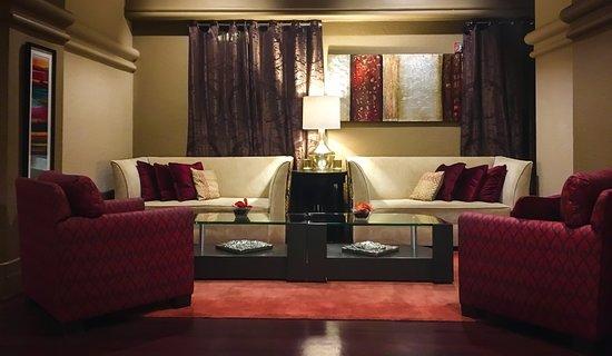 เดอะแอลวีเอชโฮเต็ล-ลาสเวกัสโฮเต็ลแอนด์คาสิโน: Concierge Lounge