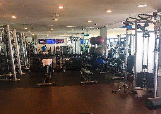 เดอะแอลวีเอชโฮเต็ล-ลาสเวกัสโฮเต็ลแอนด์คาสิโน: Fitness Gym