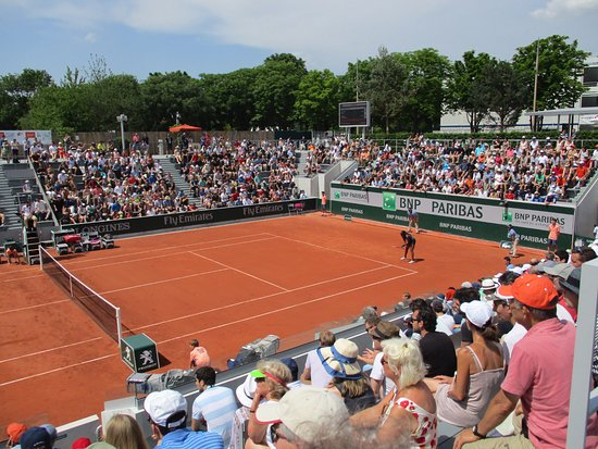 Stade Roland Garros: Court 18