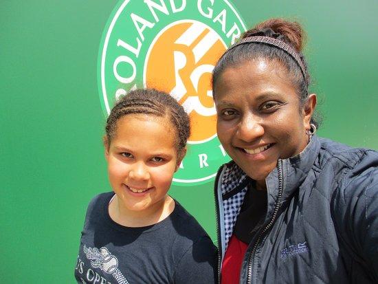Stade Roland Garros: For the memories..xx