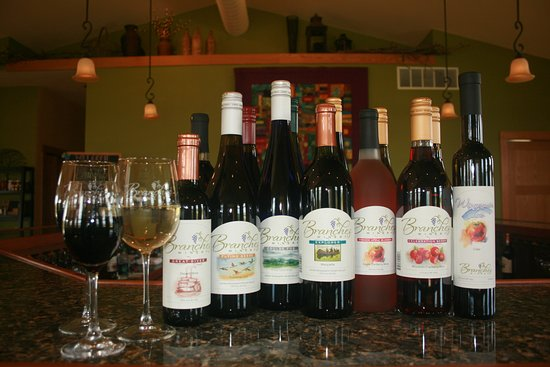 Westby, WI: Taste award-winning wine from estate-grown grapes and Wisconsin fruit and more!