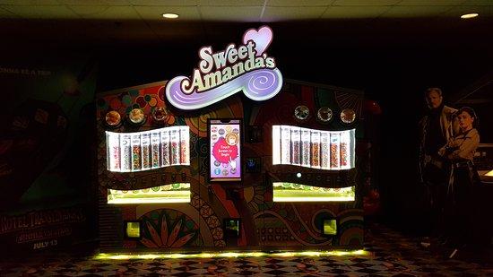 Regal Crossroads Stadium 20 & IMAX: Candy.