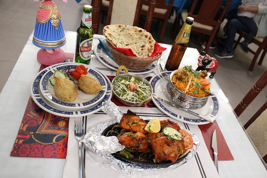 Mantra restaurant madrid