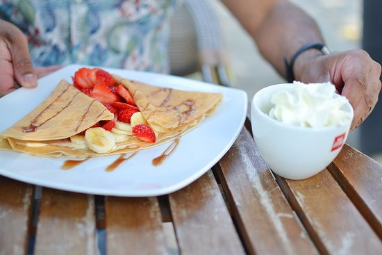 Crepe & Co : The special crepe