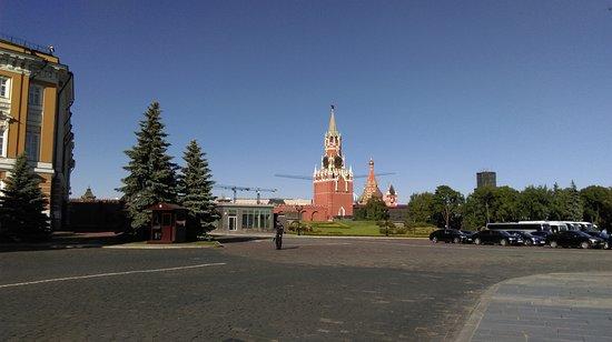 莫斯科克里姆林宫照片