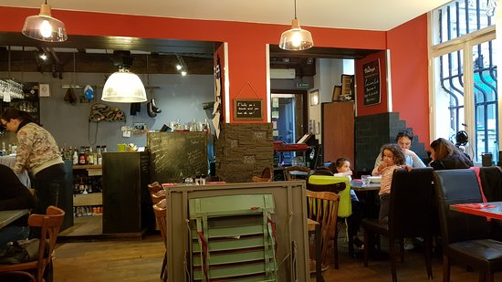 Le Vintage Restaurant -- Bar a Vin: interno locale