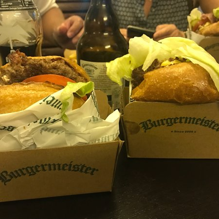 Burgermeister Kottbusser Tor Φωτογραφία