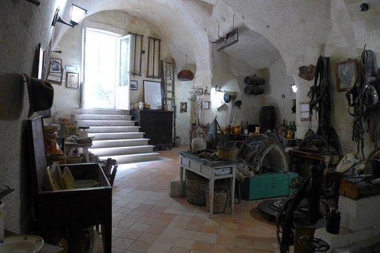 Museo Laboratorio della Civilta Contadina: museo