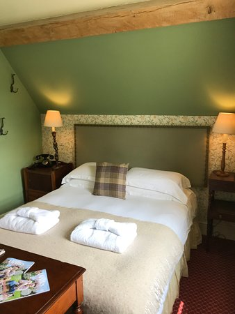 Hambleden, UK: Gorgeous room