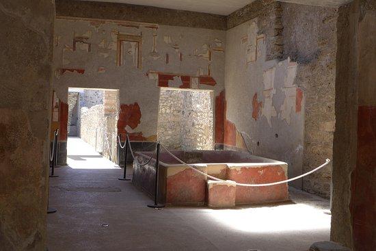 Pompeii Parco Archeologico: scavi