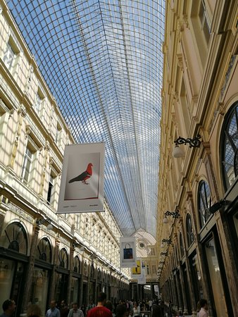 Les Galeries Royales Saint-Hubert ภาพถ่าย