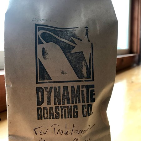 Dynamite Roasting Company Photo