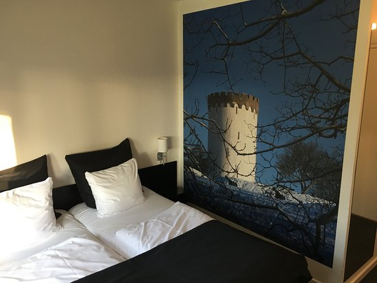 Best Western Plus Hotel Fredericia: Nice beds