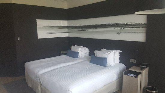 Lyon Marriott Hotel Cité Internationale Photo
