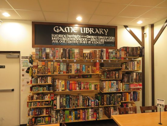Remarkable Shelves Full Of Board Games You Can Play Picture Of Download Free Architecture Designs Scobabritishbridgeorg