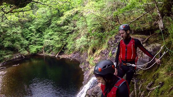 Canyoning with Adrenalin Addicts