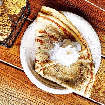 Crêperie de la Mer : Salted & Brown Sugar Sweet Crêpe