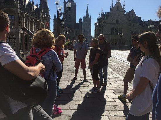 Gent Free Walking Tour: En el free Tour