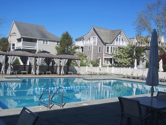 Harbor View Hotel : Beautiful pool
