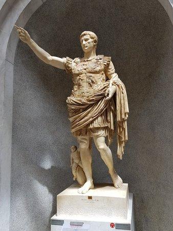 梵蒂冈博物馆照片