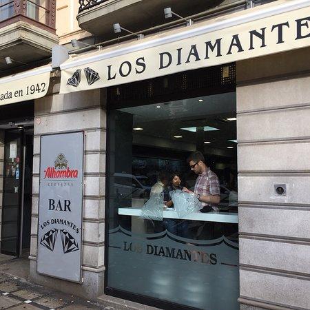 Los Diamantes Foto