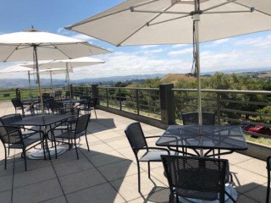 Artesa Vineyards & Winery: Terrace