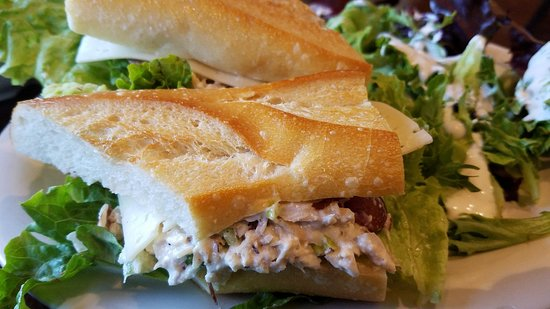 Boudin SF: Great sandwiches