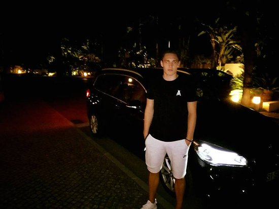 InLuxury Travels: Mr. Connor Roberts using our services:)