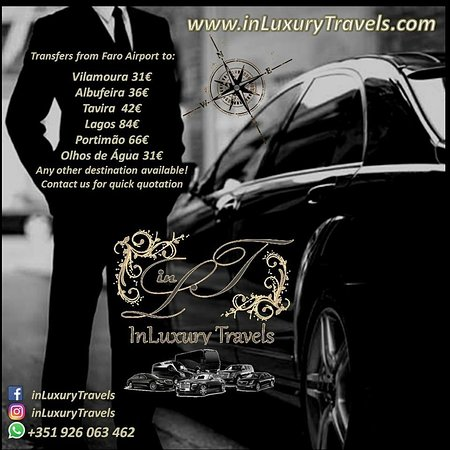 InLuxury Travels: Check our basic prices