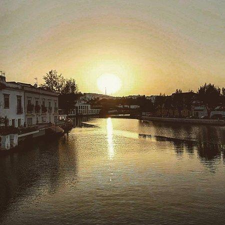 InLuxury Travels: Tavira sunset