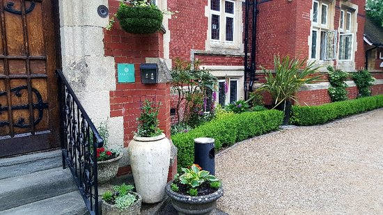 Hallen, UK: Beautiful Hotel in fantastic surroundings
