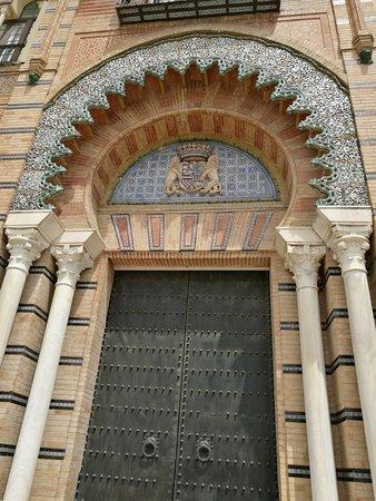 พิพิธภัณฑ์ศิลปะป๊อปปูลาร์และประเพณี, เซวิลยา: Entrada.