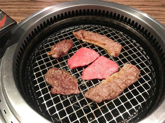 Hanno Daidokoro Bettei: Grill