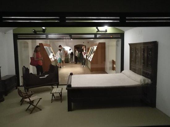 พิพิธภัณฑ์ศิลปะป๊อปปูลาร์และประเพณี, เซวิลยา: Fachada