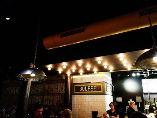 Manhattn's Burgers Avenue Louise Fotografie