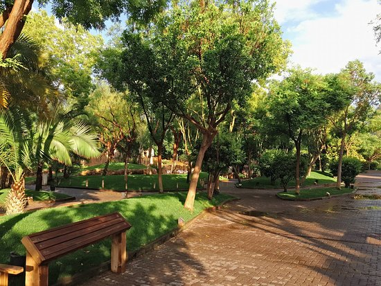 Bioparc Valencia: Биопарк Валенсия: зоны посещения