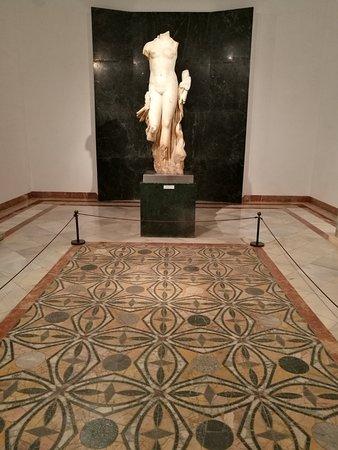 พิพิธภัณฑ์โบราณคดีเซวิลยา: Sala de exposiciones.