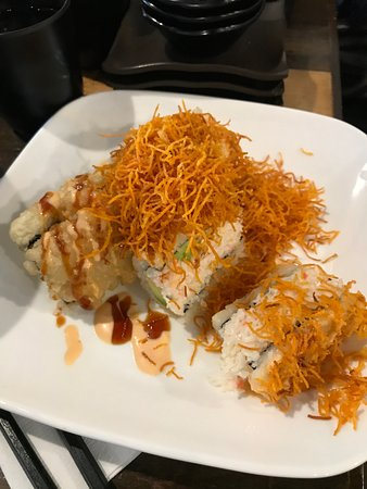 Asa Sushi: Crazy Boy Roll