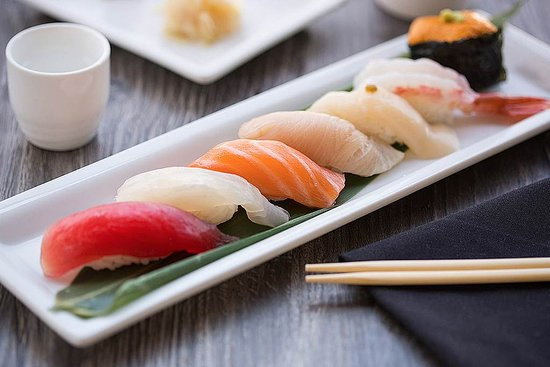 Why Not: Il Sushi