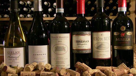 Why Not: Una selezione di vini
