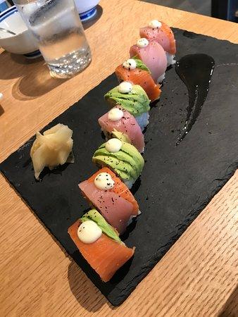 Yugo Restaurant : River Maya Roll